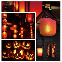 Quality E27 Flame LED Lamp 220Vac  Waving Flame Design 5W Halloween Party Decorated Lamps for sale