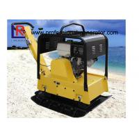 Wholesale Hand Held 5.5HP Gasoline Vibrating Plate Compactor for Asphalt  Road Compaction from china suppliers