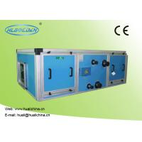 Wholesale High Efficiency 4000~20000 m³/h Air Flow HVAC Air Handling Units Color Plate Low Noise from china suppliers