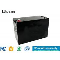 Wholesale Safety Electric Car Battery 48V 100ah , Lithium Ion Rechargeable Battery from china suppliers