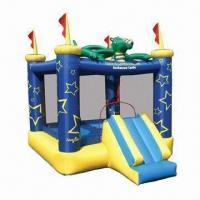 Wholesale Inflatable Bouncer, Advanced Techniques and High-tech Equipments, Available in Various Designs from china suppliers