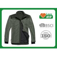 Wholesale Military Style Olive Hunting Fleece Clothing OEM / ODM Available from china suppliers