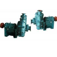 Wholesale High Concentration Electric Slurry Pump Slurry Transfer Pump A05 / Cr26 / C27 Material from china suppliers