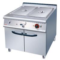 Wholesale JUSTA Stainless Steel Kitchen Equipments 10L Electric Bain Marie With Cabinet from china suppliers