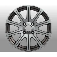 Wholesale Full Painted Chrome 13 Inch Car Alloys Wheels 13x5 14x6 4 Hole from china suppliers