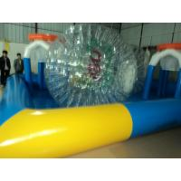 Wholesale New & Exciting Inflatable Water Toys Bang Bang Ball / Inflatable Water Bang Bead Ball from china suppliers