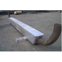 Wholesale MIL-A-24779 Alloy Aluminum Cathodic Protection Anodes For Seawalls / Pilings from china suppliers