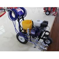 Wholesale 2 Gun Commercial Road Line Marking Machine With Piston Pump from china suppliers