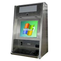 Wholesale Bank Countertop Kiosk Steel frame Account Information access from china suppliers
