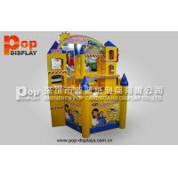 Wholesale OEM / ODM  Cardboard Pallet Display Promotional Merchandise Castle from china suppliers