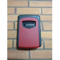 Wholesale Industrial 4 Digit Zinc / Aluminum Alloy Car Combination Key Lock Box from china suppliers