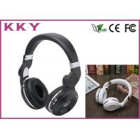 Wholesale Around Ear Bluetooth Headphones With TF Card / FM Radio / 3.5mm AUX / LED Display from china suppliers