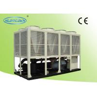 Quality Easy Operation Open Air Cooled Water Chiller With Screw Compressor for sale