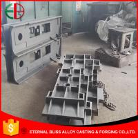 Wholesale Foundry Customized High Quality Ductile Cast Iron Components QT500-7 EB16058 from china suppliers