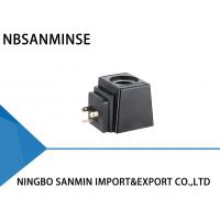 Wholesale OiL Pressure Hydraulic Valve Solenoid Coil / 110v Replacement Solenoid Coil from china suppliers