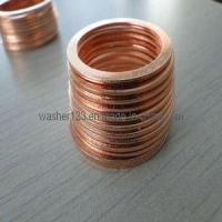 Wholesale Cooper Plain Washer from china suppliers