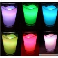 Wholesale LED Milk Cup Light, Colour changing Milk Cup Lamp LED Gift in 2012 new product from china suppliers