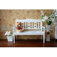 Wholesale Wooden outdoor chairs, wooden benches, wooden lounge chair, wooden double chair from china suppliers