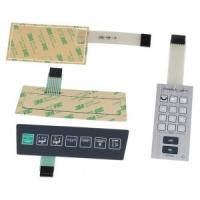 Wholesale Waterproof Flexible Metal Dome Membrane Switch For Medical Equipment from china suppliers