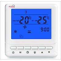 Non        Programmable       Wiring    Hvac    Thermostat      Digital Fan