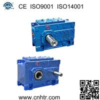 Wholesale Shredder machine used H series parallel shaft Flender helical gearbox gear unit from china suppliers