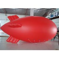 Wholesale Red Helium Advertising Balloons For Promotion With PVC Material from china suppliers