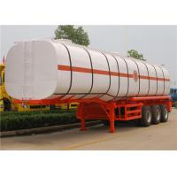 Wholesale 3 axle 25M3 - 35M3 Asphalt Tanker Bitumen Tank Trailer / Asphalt Bitumen Tank / Bitumen Tank Semitrailer from china suppliers