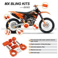 Wholesale CNC Billet  Aluminum Alloy KTM MX Bling Kit from china suppliers
