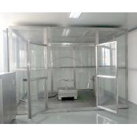 Wholesale IEC60529 IPX3/ IPX4/ IPX5/ IPX6/ IPX7/ IPX8 Waterproof Degrees Test Room from china suppliers