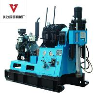 Buy cheap XY-4 Core Prospecting Water Well Drilling Rigs Depth 300-600m from wholesalers
