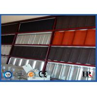 Wholesale Glazed Zinc Stone Coating Roof Antique Tile Roll Forming Machine High Speed 6-8m/min from china suppliers
