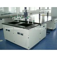 Wholesale Research Lab Bench Furniture 3*1.5*0.85m Table Size With Adjustable Feet from china suppliers