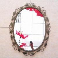 Wholesale Stained Mirror with Glue Processing and Digitally Colored Drawing, Measuring 2,440 x 1,830mm from china suppliers