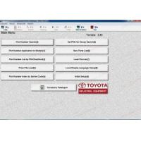 Wholesale Toyota Industrial v1.84 electronic parts catalog for forklift trucks from china suppliers