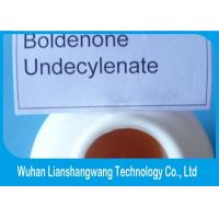 Wholesale Injectable Anabolic Steroid 99.5% Boldenone undecylenate 13103-34-9 from china suppliers
