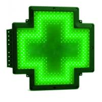Wholesale Single Color Pharmacy Cross Sign Outdoor CE 2 Sides Advertise Waterproof from china suppliers