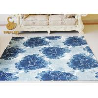 Wholesale Vividly Flower Pattern Living Room Floor Rugs 3D Design Customized Shape from china suppliers