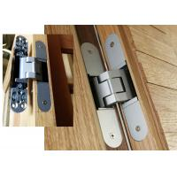 Wholesale Hidden Hinges For Doors With Classy Hidden Door Hinges Medium Duty Design from china suppliers