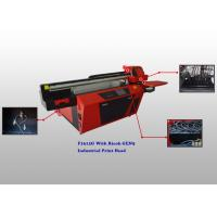 Wholesale Multicolor Flatbed UV Glass Printer With Ricoh Industrial Print Head from china suppliers
