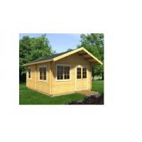 Wholesale Anti-Corrosive Outdoor Wooden House 590*570cm Waterproof For Garden from china suppliers