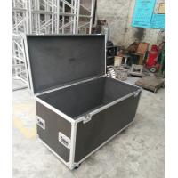 Wholesale Black Aluminum Case Plwyood Durable Heavy Duty Cable Flight Case for Tools from china suppliers