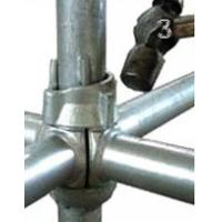 Wholesale Q235 steel Lightweight Electro Galvanized Cup Lock Scaffolding from china suppliers
