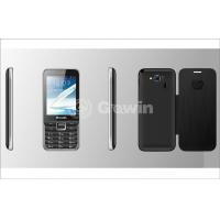 Wholesale Rosy Dual Sim GPRS Mobile Phone 800mAh , Support Bluetooth and USB from china suppliers