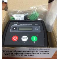 Wholesale PLC Electronic Deep Sea Control Panel PIN Protection With Manual Fuel Pump Control from china suppliers