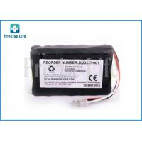 Wholesale GE Dash 2500 Monitor 2028967-001A Battery Pack 8.4V 8000mah Capacity from china suppliers