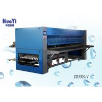 Wholesale Industrial VFD Control Sheet Folding Machine Ironing Roller 800mm Diameter from china suppliers