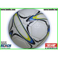 Wholesale Photo Full Printing Footballs Sizes Soccer Balls Machine Stitched PVC PU TPU Synthetic Leather Soccer Footballs from china suppliers
