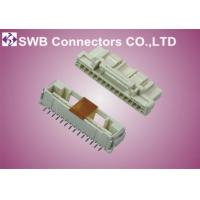 Quality 4 pin - 16 pin Wire to Board Connectors , Single Row SMT Connector 1.50mm for sale