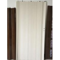 Wholesale Steel Handles Bathroom Folding Doors Plastic Space Saving 1310mm Width from china suppliers