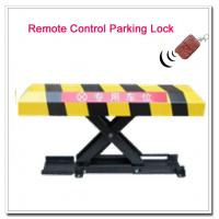 Wholesale X Shape Automatic Remote Control Parking Lock Car Position Parking Lot Barrier Car Blocks from china suppliers